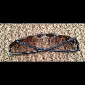 CHANEL Accessories - CHANEL Tortoise CC Monogram Sunglasses NWOT